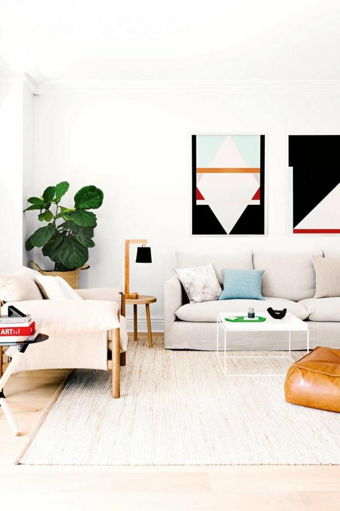 einrichtungsbeispiele raumgestaltung inneneinrichtung ideen inneneinrichter wohnideen minimalismus purismus reduktion weiss