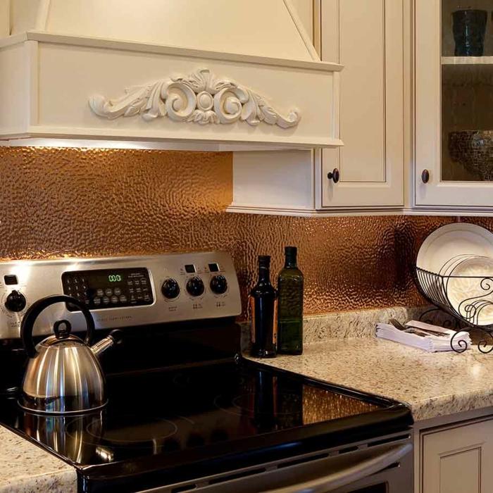 küchendesign ideen ausgefallene küchenrückwand wohnideen küche