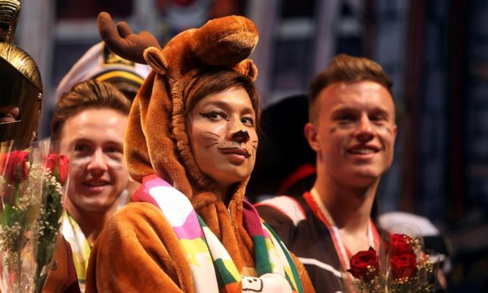 karneval kostüme karnevalskostüme logo koeln klowns narren kostüme karneval umzug tiger kostum