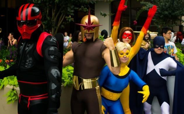 karnevalskostüme-diy-ideen-bunte-fantasy-kostüme-zeichentrickfilm-charktere
