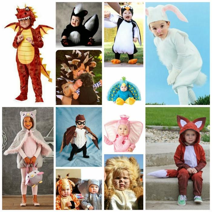 karnevalskostüme diy ideen kinderkostüme selber machen