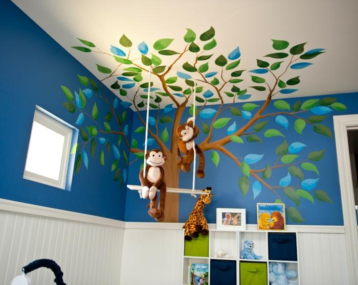 Leseecke kinderzimmer  Kinderzimmer Leseecke Idee ~ Home Design Ideen
