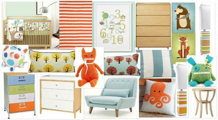 44 beispiele die das kinderzimmer gestalten kinderleicht machen. Black Bedroom Furniture Sets. Home Design Ideas