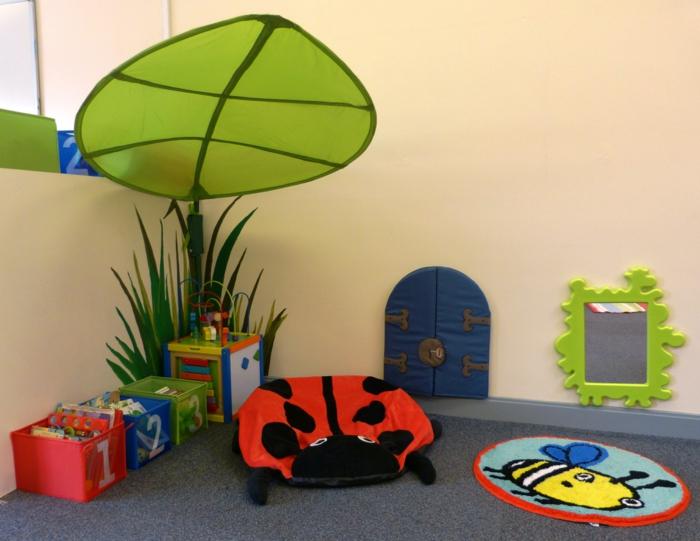 gestalten leseecke sitz kisten schreibtisch kinderzimmer ... - Leseecke Im Kinderzimmer Gestalten