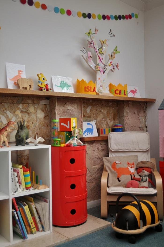 Ikea Schrank Pax Birkeland Türen ~ kinderzimmer gestalten leseecke sitz kisten schreibtisch leseecke