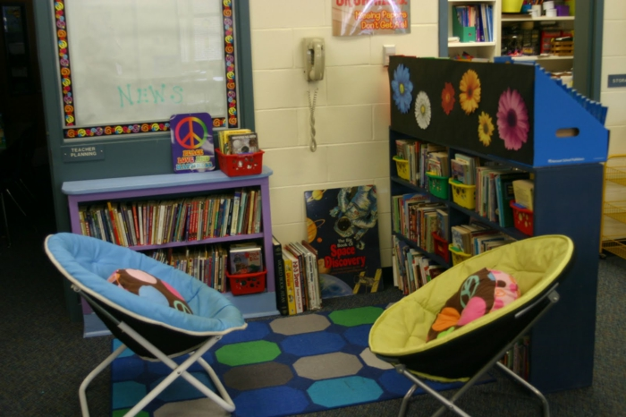 44 beispiele, die das kinderzimmer gestalten kinderleicht machen - Leseecke Im Kinderzimmer Gestalten