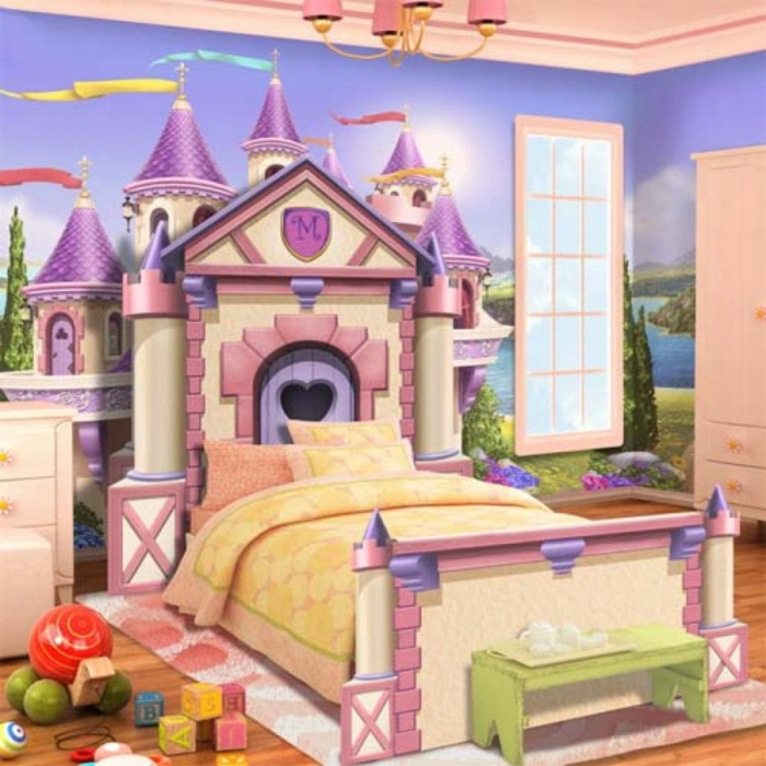 kinderzimmer : Bei der Auswahl der Wandtapeten beim Kinderzimmer ...