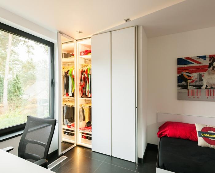 Kleiderschrank Beleuchtung Led Beleuchtung Begehbarer Kleiderschrank  Schlafzimmer