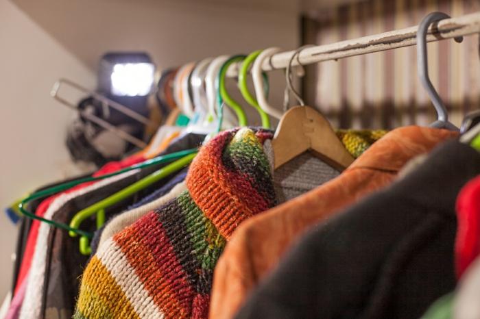 kleiderschrank beleuchtung schrankleuchten integrieren wohnideen