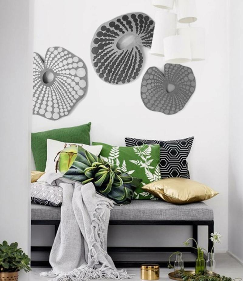 Kreative Wandgestaltung Mit Tapeten : Wandgestaltung Flur: 60 kreative Deko Ideen f?r den Flur