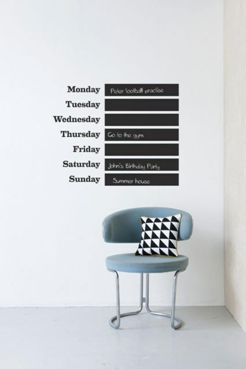 Wandgestaltung Kreative Ideen : Kreative wandgestaltung im flur inspirierende ideen