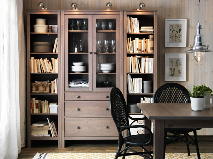 einrichtungsideen kleine r ume 2 zimmer in 1. Black Bedroom Furniture Sets. Home Design Ideas