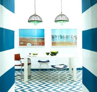 77 mustervorlagen f r eine kreative wandgestaltung. Black Bedroom Furniture Sets. Home Design Ideas