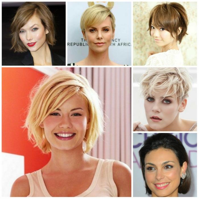 pagenschnitt haarfrisuren damen haarfrisuren frauen trend universal