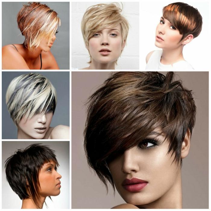 pagenschnitt damen haarfrisuren frauen trend wellig gewagt