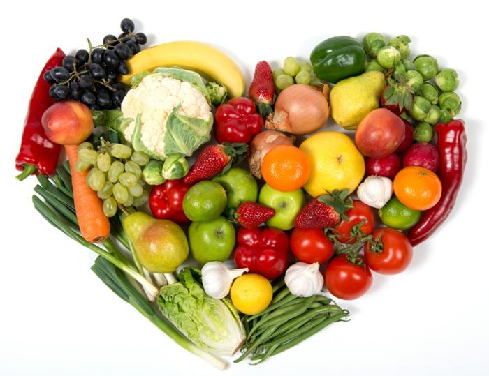 lebe gesund nieren probleme vermeiden obst gemüse essen