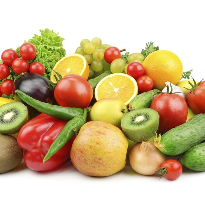 lebe gesund tipps obst gemüse gesundheit