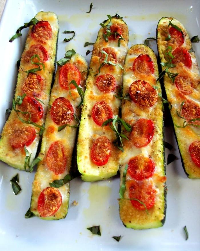 lebe gesund zucchini sich abwechslungsreich ernähren