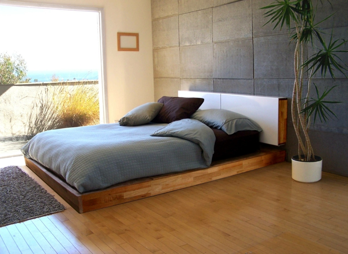 Plans For Building A King Size Platform Bed