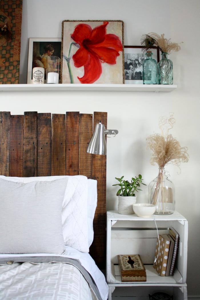 möbel-selber-bauen-schlafzimmer-bett-ideen-bettkopfteil