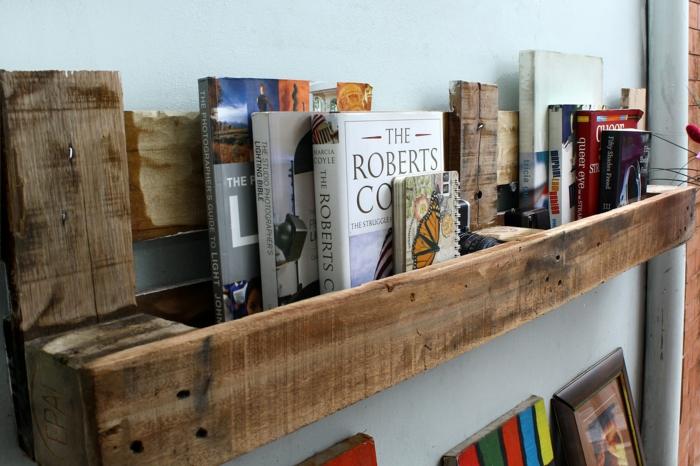 Möbel selber bauen – Den Raum durch ausgefallene Regal-Ideen ...