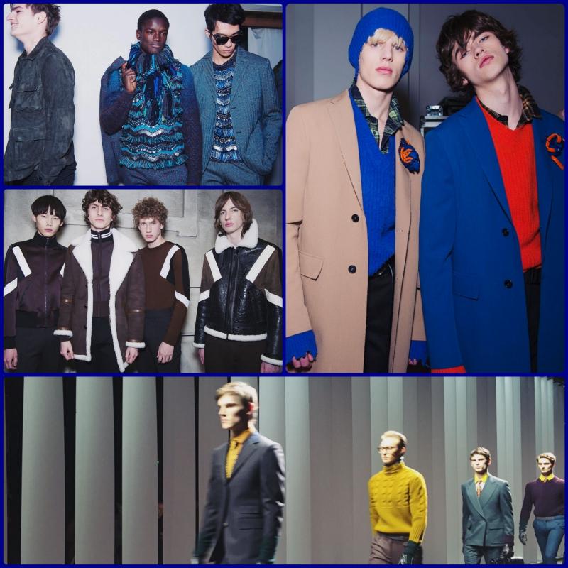 mailand fashion week 2016 aktuelle männermode trends