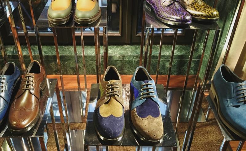 mailand fashion week 2016 männermode trends Jimmy Choo