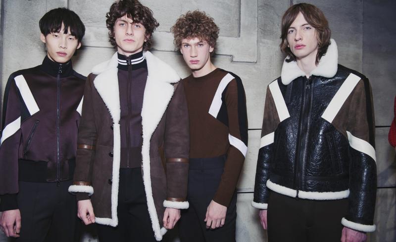 mailand fashion week 2016 männermode trends Neil Barrett