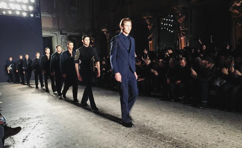mailand fashion week 2016 männermode trends Ports 1961