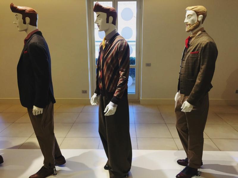 mailand fashion week 2016 männermode trends caruso