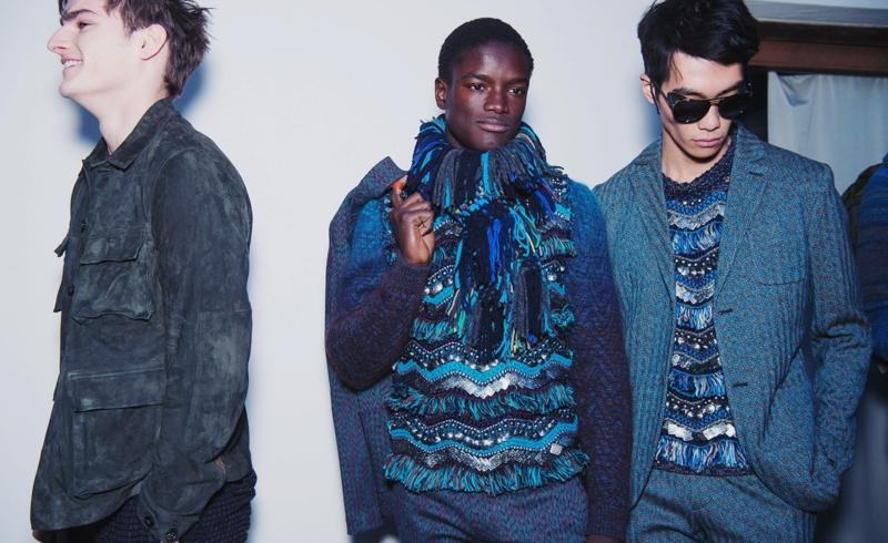 mailand fashion week 2016 männermode trends missoni