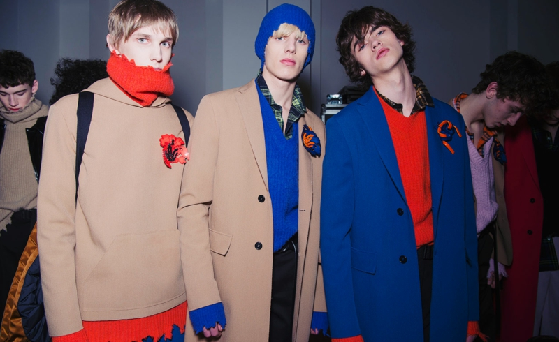 mailand fashion week 2016 männermode trends msgm