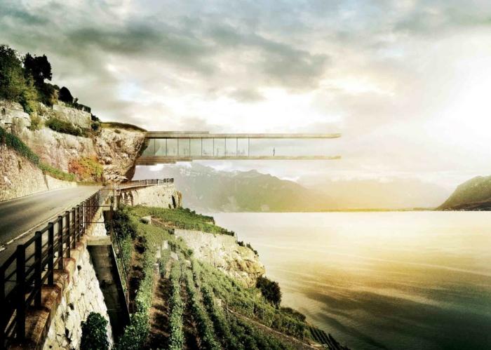 moderne architektur zukunftsansichten museum der zukunft wolkenkratzer licht wagemutig intelligent