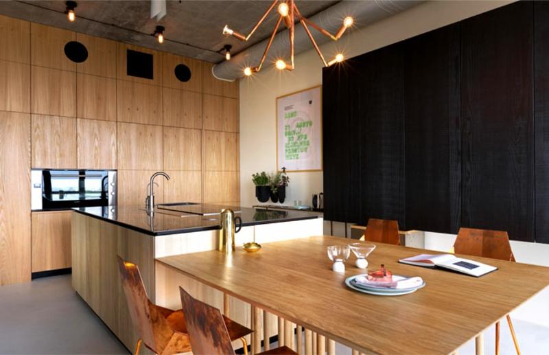 neue Wohnideen und Trends Industrial Style Möbel Kupfer