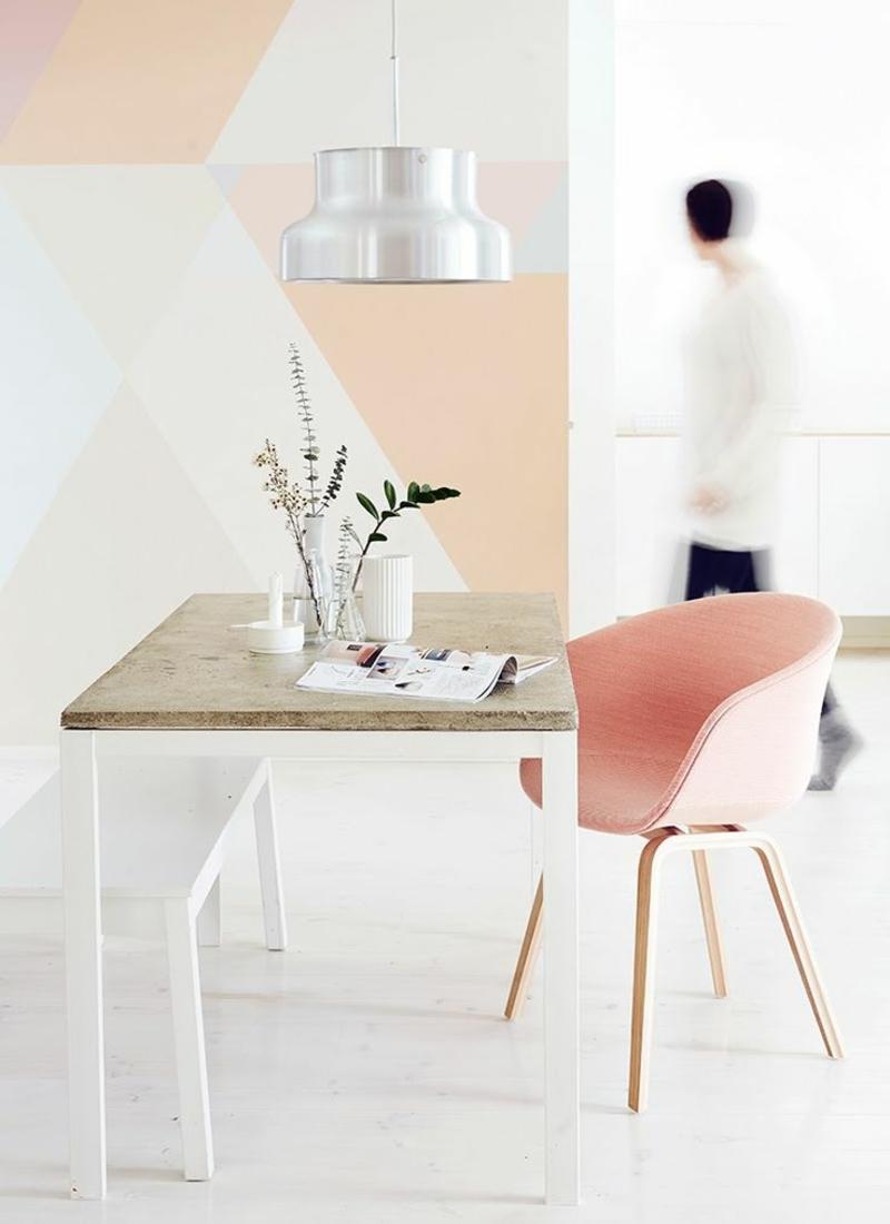 wandgestaltung neue trends ~ home design inspiration