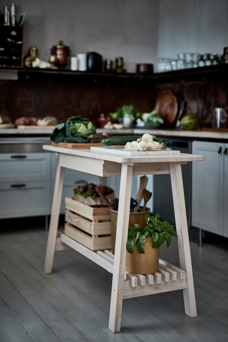Ilse Crawford Designs For Ikea ~ neuer Ikea Küchen Katalog online Kücheninsel
