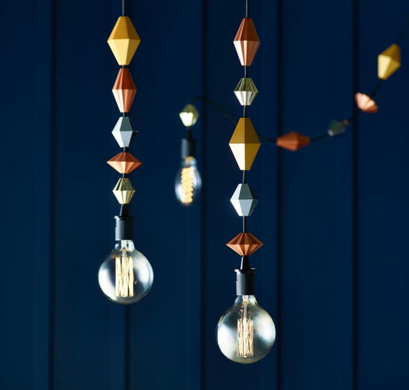 neuer Ikea Katalog online Deko Wohnaccessoires Pendelleuchten