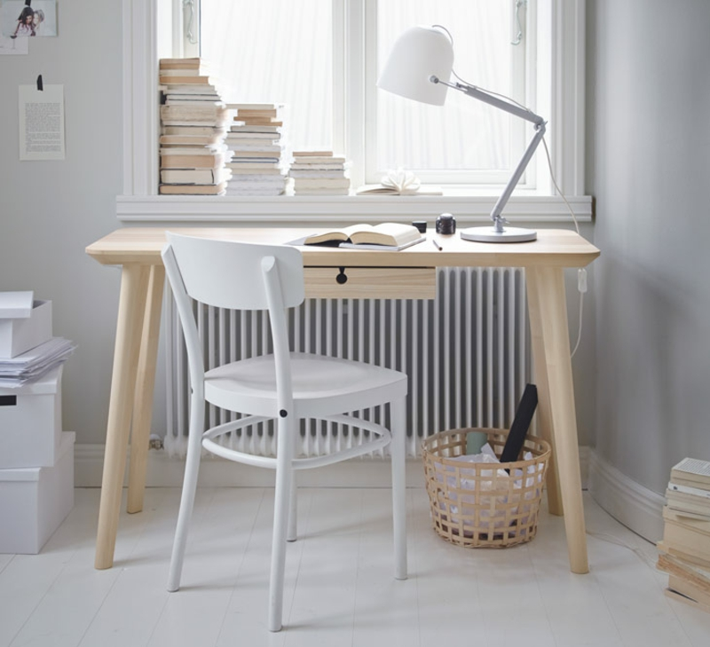 neuer Ikea Katalog online Schreibtisch Büromöbel