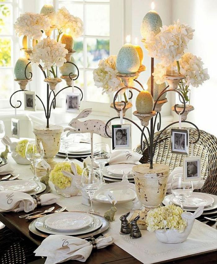 1001 osterdeko ideen f r ihr stimmungsvolles fest. Black Bedroom Furniture Sets. Home Design Ideas