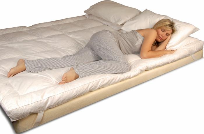 raumgestaltung möbelkauf bett matratze bequem gesunder schlaf