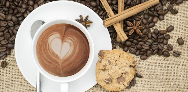 schöne Liebeserklärung Bilder Valentinstag Geschenke Herz Kaffee