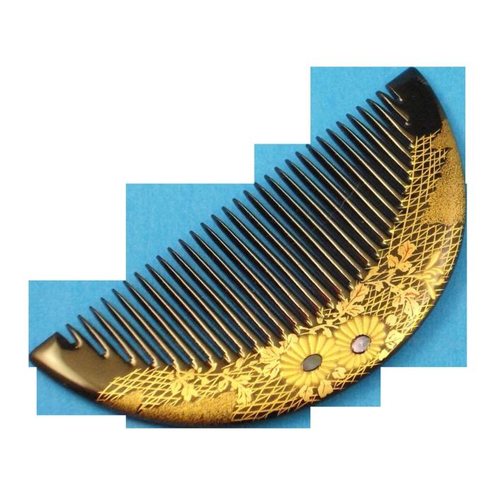 schöne haare feinde fern halten richtiger haarkamm