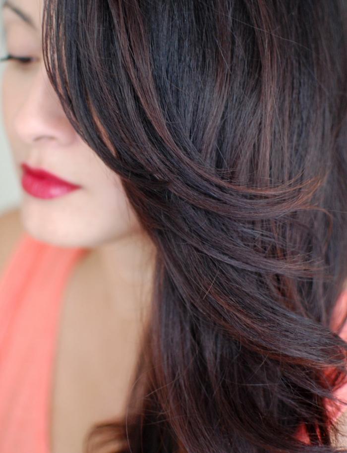 schöne haare richtig pflegen tipps lifestyle damenfrisuren
