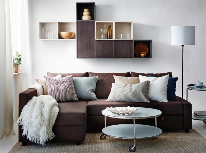 Wohnzimmer Einrichten Ikea Kleines Makeover