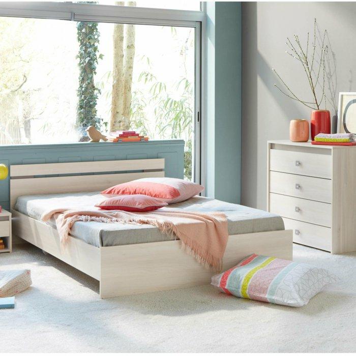 schlafzimmergestaltung f r kleine r ume 30 einrichtungsbeispiele. Black Bedroom Furniture Sets. Home Design Ideas