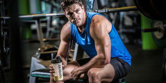 schnell und gesund abnehmen gesund sport treibe fitness shakes selber machen proteine