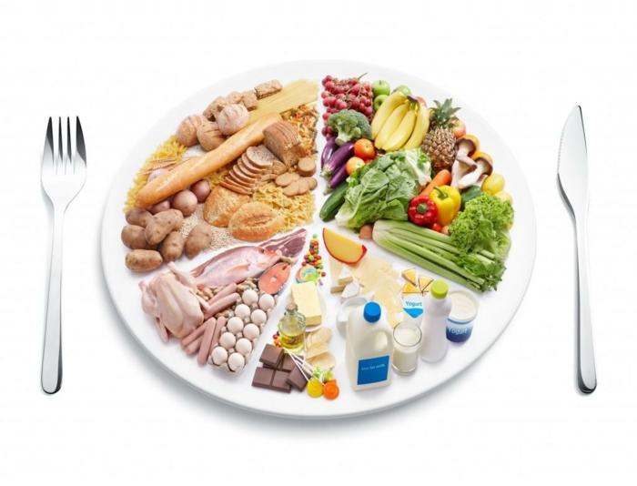 schnell und gesund abnehmen gesunde ernährung tipps lebensmittel richtig auswählen