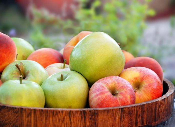 schnelles gesundes essen apfel gesund gesundheit lifestyle