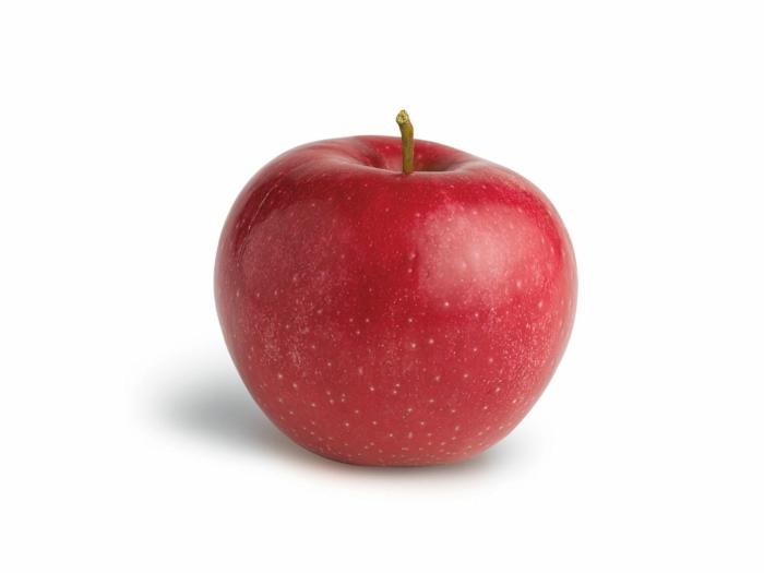 schnelles gesundes essen äpfel roter apfel vitaminreich