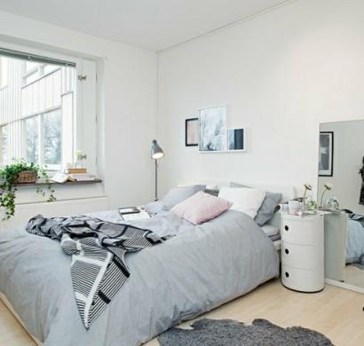 Schlafzimmergestaltung f r kleine r ume 30 for Einrichtungsbeispiele kleines schlafzimmer